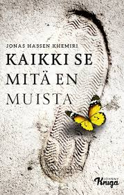 Jonas Hassen Khemiri: Kaikki se mitä en muista