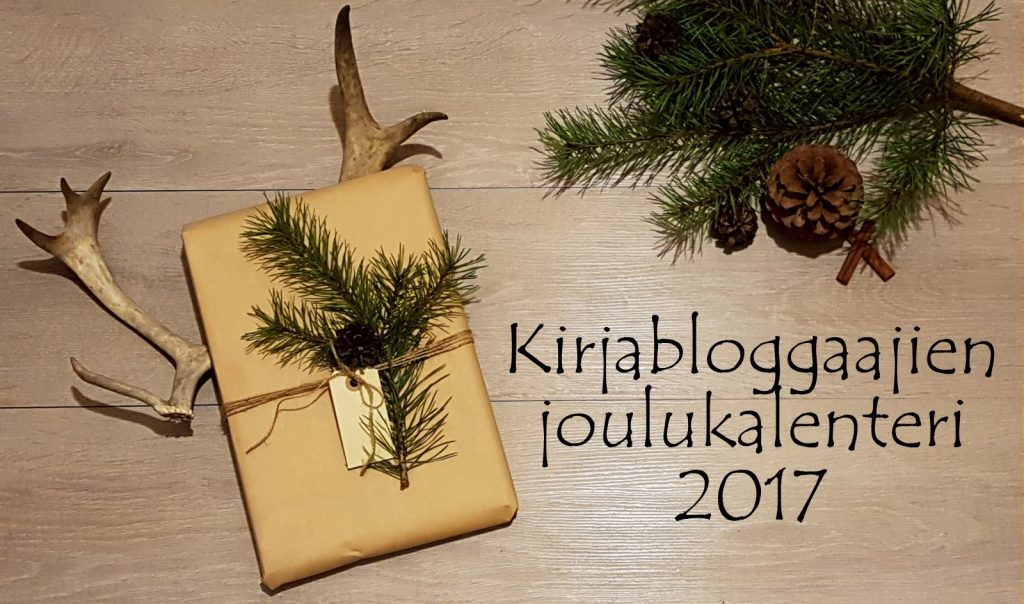 Kirjabloggaajien joulukalenteri 2017