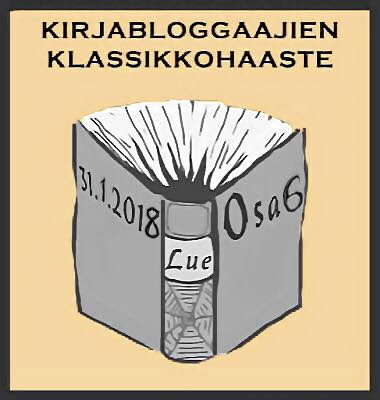 Kirjabloggaajien klassikkohaaste 6