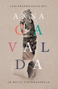 Anna Gavalda: Lohikäärmetatuointi ja muita pintanaarmuja