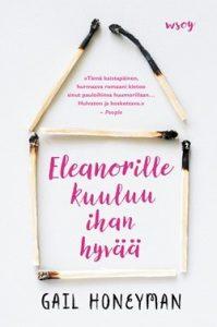 Gail Honeyman: Eleanorille kuuluu ihan hyvää