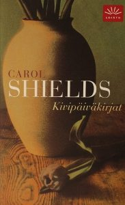 Carol Shields: Kivipäiväkirjat