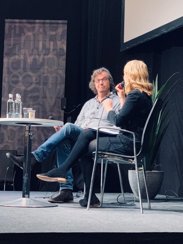 Antti Majander ja Saara Turunen